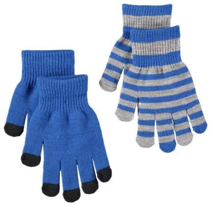Перчатки Molo keio голубые р.2-5 лет (2 пары)
