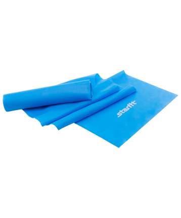 Эспандер ленточный для йоги ES-201, 1200х150х0,45 мм, синий