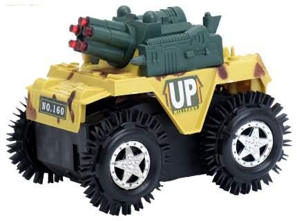 Машина-перевертыш Shenzhen Toys Tank со световыми эффектами