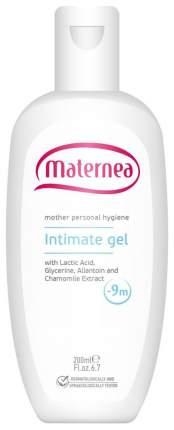 Гель для интимной гигиены Maternea Intimate Gel 200 мл