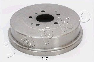 Тормозной барабан JAPKO 56117