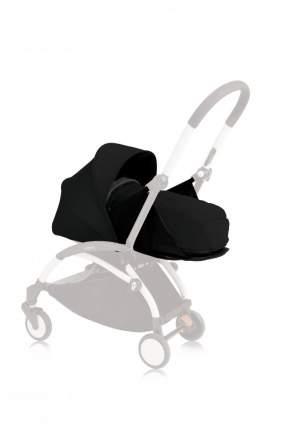 Комплект люльки для новорожденного Babyzen black для yoyo+
