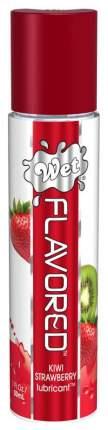 Гель-смазка Wet Flavored Kiwi Strawberry 30 мл