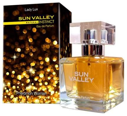 Женские духи с феромонами Парфюм престиж Natural Instinct Sun Valley 100 мл