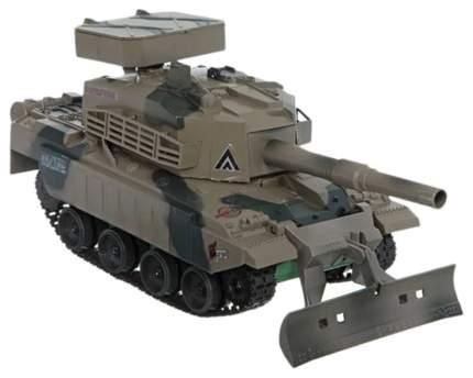 Радиоуправляемый танк Play Smart Боевой, стрельба 9345
