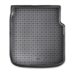 Коврик в багажник SEINTEX для Mazda 3 (BM) hatchback 2013- / 85292