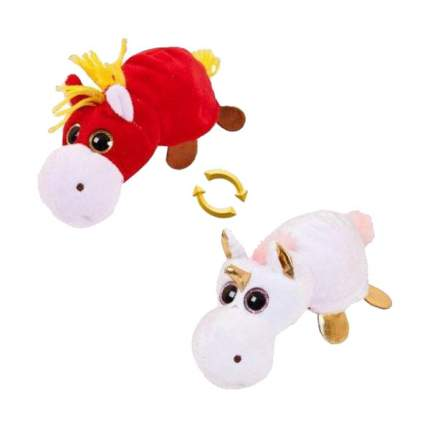 Мягкая игрушка животное Chuzhou Greenery Перевертыши M5016