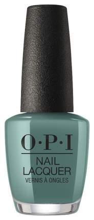 Лак для ногтей OPI Nail Lacquer NLP46 Ayahuasca Made Me Do It 15 мл