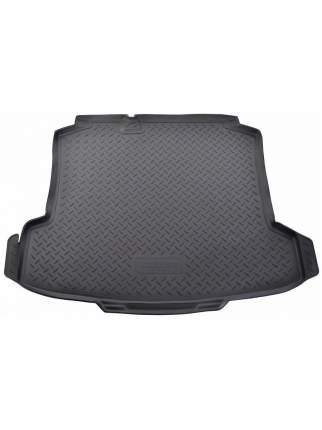Коврик в багажник SEINTEX для Volkswagen Polo sedan 2010-2015 / 82321