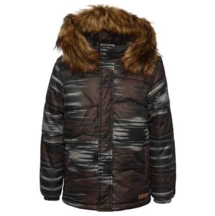 Куртка для мальчиков Luhta 434067453L7V коричневый р.146 100%полиэстер 181