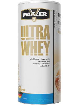 Протеин Maxler Ultra Whey 450 г Salty Caramel