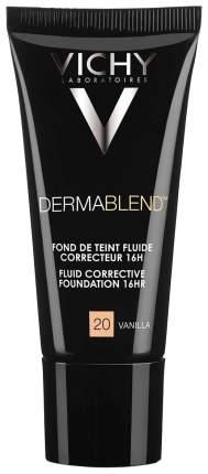 Тональный крем Vichy Dermablend Тон 20 Vanilla