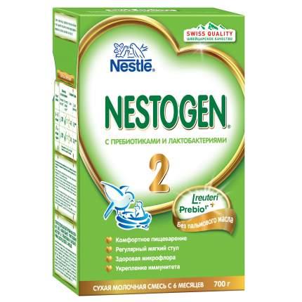 Молочная смесь Nestogen с пребиотиками 6-12 700 г