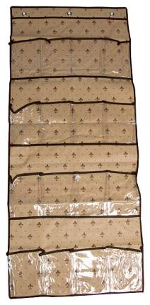 Контейнер для хранения вещей Hausmann С Лилиями подвесной 60*143 см