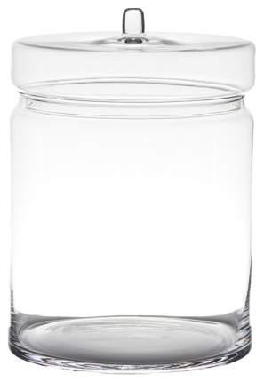 Банка для хранения Hakbijl Glass Norman H26 D19