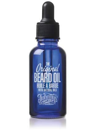 Масло для бороды Johnny's Chop Shop Beard Oil 30 мл