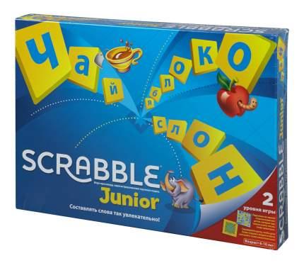 Настольная игра скраббл детский