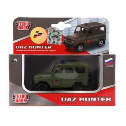 Машина военная Технопарк Uaz Hunter