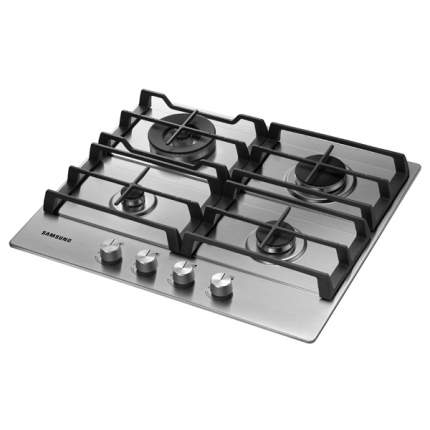 Встраиваемая варочная панель газовая Samsung NA64H3030AS Silver