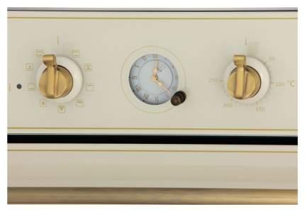 Встраиваемый электрический духовой шкаф KUPPERSBERG SR 663 C Beige/Brown