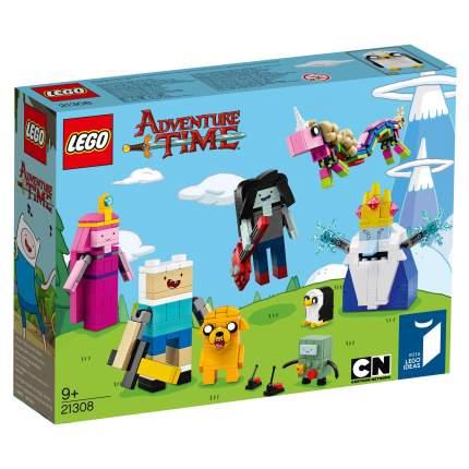 Конструктор LEGO Ideas Время приключений V29 (21308)