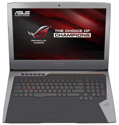 Ноутбук ASUS G752VM-GC073T 90NB0D61-M01100