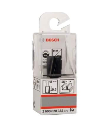 Фреза пазовая Bosch 8x16x19.6мм (2608628388)