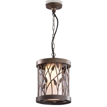 Светильник уличный Odeon Lagra 2287/1 коричневый