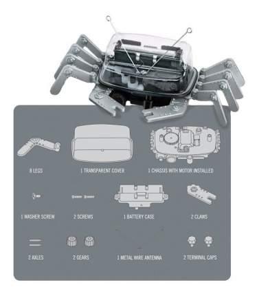 Интерактивный робот 4M настольный B0406