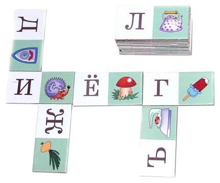 Домино Десятое королевство Буквы