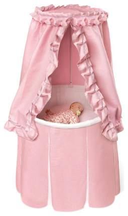 Колыбель Badger Basket Company Empress Round Pink