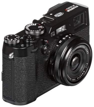 Фотоаппарат цифровой компактный Fujifilm FX-X100F B-RU Black