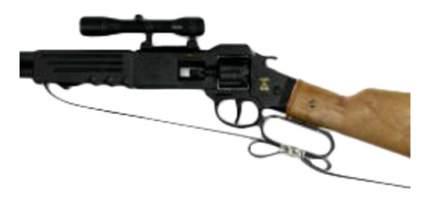 Игрушечное оружие Bauer Sohni-Wicke Arizona 8-зарядные Rifle 640 мм