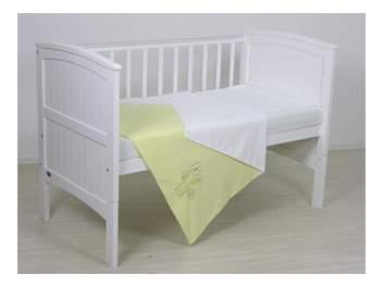 Комплект детского постельного белья Тополь Fairy На лугу