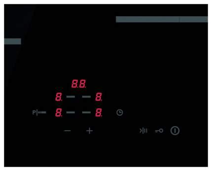 Встраиваемая варочная панель электрическая Gorenje ECT693ORAB Black