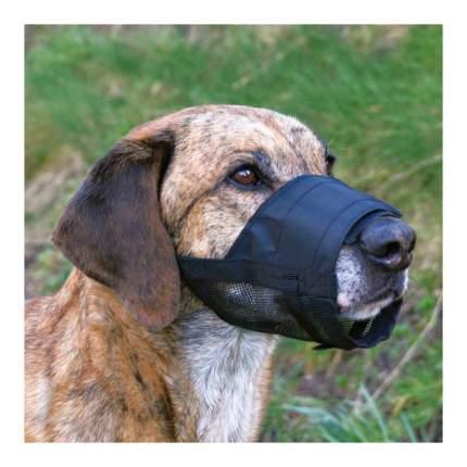 Намордник для собак TRIXIE черный №5 размер L-XL 22-34см, нейлон