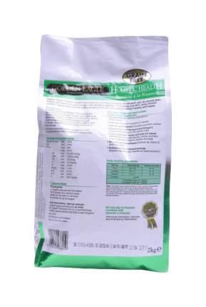 Сухой корм для кошек Golden Eagle Holistic Sensitive, курица, 2кг