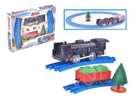 Железная дорога радость путешествий свет звук 12 деталей Play Smart 728