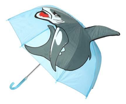 Зонт детский Mary Poppins Акула 46 см 53520