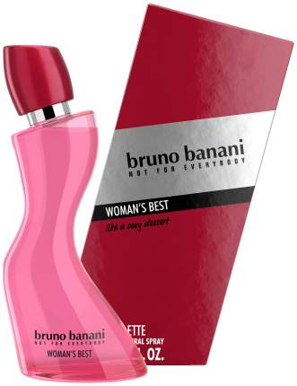 Туалетная вода Bruno Banani Woman's Best 30 мл