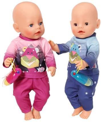 Удобный костюмчик и светлячок-ночник для Baby Born Zapf Creation