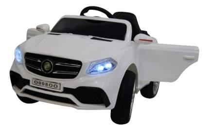 Электромобиль Mers 008 Vip белый RIVERTOYS