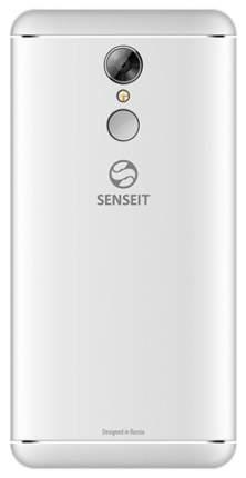 Смартфон Senseit T250 8Gb Silver