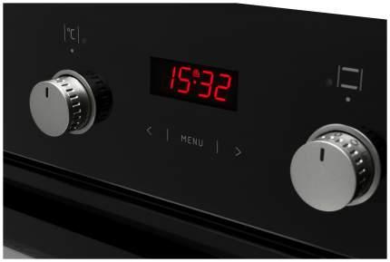 Встраиваемый электрический духовой шкаф Hansa BOES68465 Black