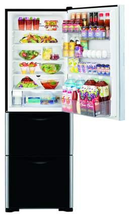 Холодильник Hitachi R-SG 38 FPU GBK Black