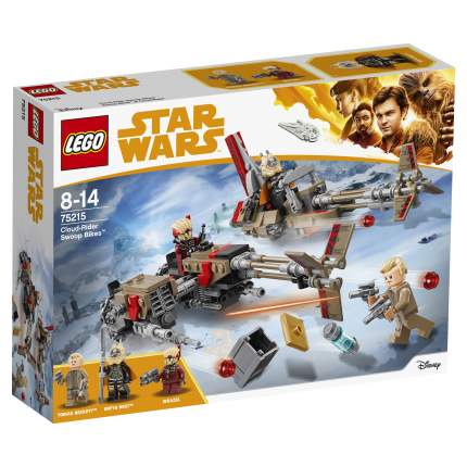 Конструктор LEGO Star Wars Свуп-байки 75215