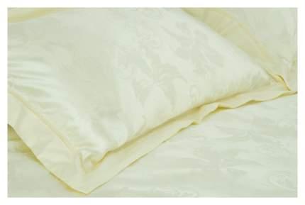 Комплект постельного белья Mioletto жаккард с мережкой евро