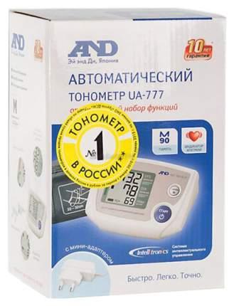 Тонометр A&D UA-777AC I00016 автоматический на плечо