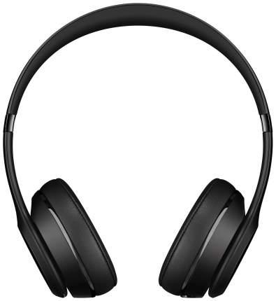 Беспроводные наушники Beats Solo3 Wireless On-Ear Headphones Matte Black (MP582EE/A)
