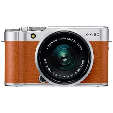 Фотоаппарат системный Fujifilm FX-A20BW/1545KIT-EE I